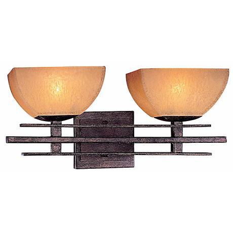 "Lineage Collection 18 1/8"" Wide Bathroom Light Fixture"