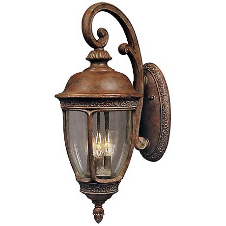 "Knob Hill Collection 24 1/2"" High Outdoor Wall Light"