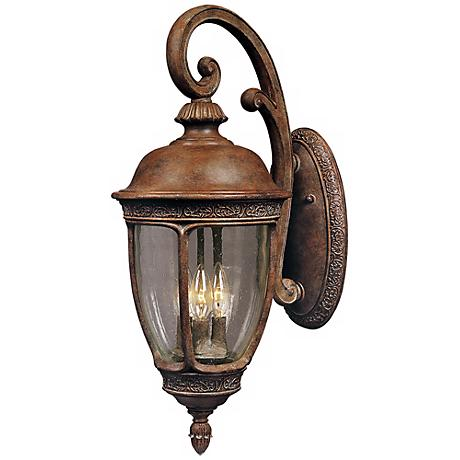 "Knob Hill Collection 33"" High Outdoor Wall Light"