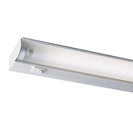 "Fluorescent 22"" Wide Under Cabinet Light by Juno"