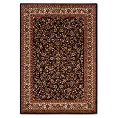 Nepal Midnight Black Area Rug