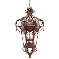 "Botana Grace Collection 32 1/2"" Outdoor Hanging Fixture"