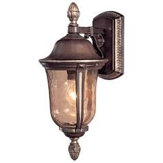 "Montanero Collection 17"" High Outdoor Wall Light"