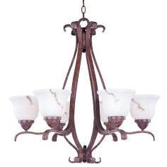 Montego Collection Six Light Chandelier