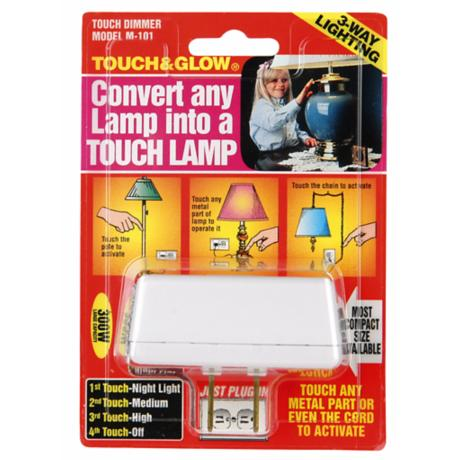 Touch & Glow Plug-In Dimmer