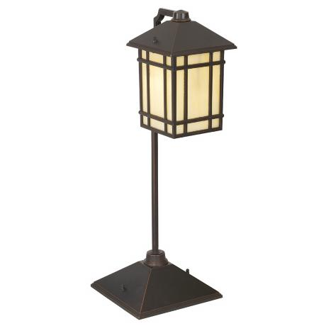 "J du J Mission Hills 29 3/4"" High Landscape Light"