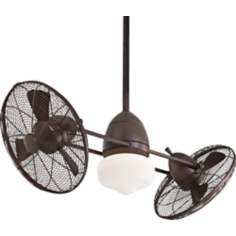 "42"" Minka Gyro Wet Oil Rubbed Bronze Ceiling Fan"