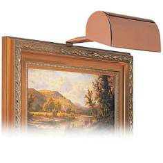 "House of Troy 5"" Wide Bronze Finish Plug-in Picture Light"