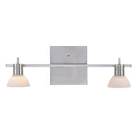 Modo Collection 2-Light Halogen Adjustable Sconce