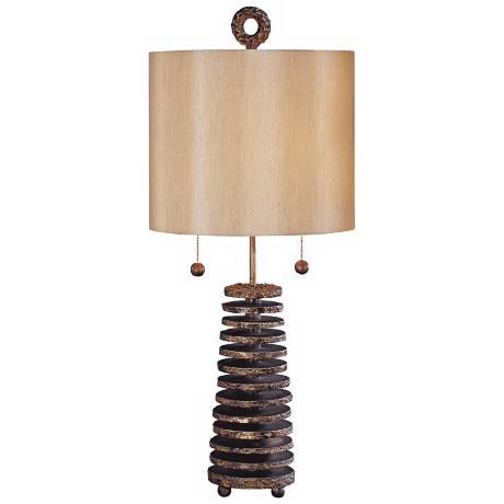 Flambeau Noel Table Lamp