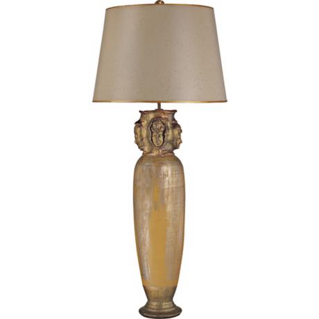 Flambeau Comus Tall Buffet Table Lamp