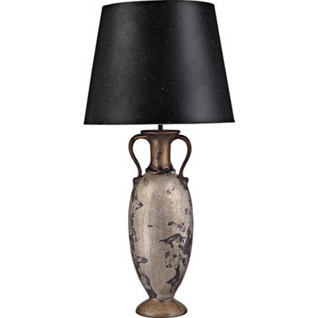 Flambeau Degas Urn Table Lamp