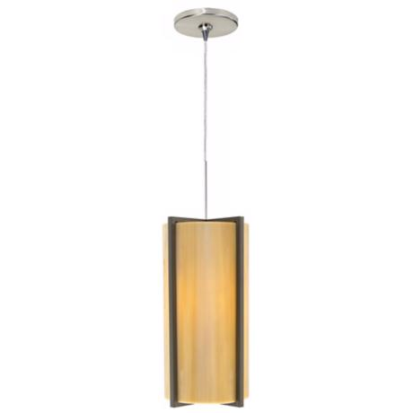 Essex Sand Tech Lighting Mini Pendant Light