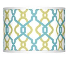 Hyper Links Giclee Glow Lamp Shade 13.5x13.5x10 (Spider)