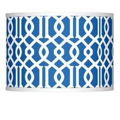 Chain Reaction Giclee Lamp Shade 13.5x13.5x10 (Spider)