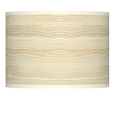 Birch Blonde Giclee Lamp Shade 13.5x13.5x10 (Spider)
