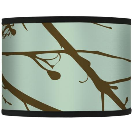 Stacy Garcia Calligraphy Tree Ice Green 13.5x13.5x10 (Spider)