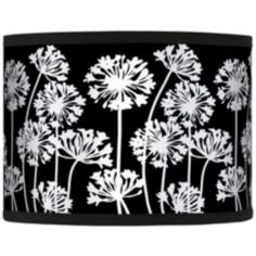 Stacy Garcia African Lily Black Shade 13.5x13.5x10 (Spider)