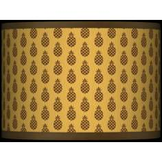 Kathy Ireland Pineapple Passion Lamp Shade 13.5x13.5x10 (Spider)