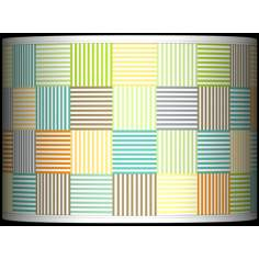 Pixel Light Giclee Glow Lamp Shade 13.5x13.5x10 (Spider)