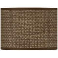Interweave Giclee Lamp Shade 13.5x13.5x10 (Spider)