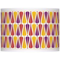 Hinder Giclee Lamp Shade 13.5x13.5x10 (Spider)