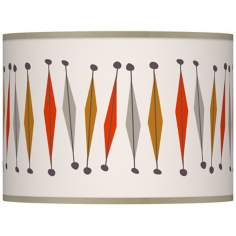 Tremble Giclee Lamp Shade 13.5x13.5x10 (Spider)