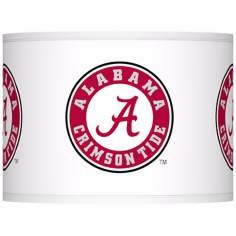 The University of Alabama Lamp Shade 13.5x13.5x10 (Spider)
