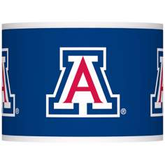 The University of Arizona Lamp Shade 13.5x13.5x10 (Spider)