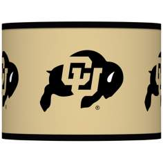 University of Colorado Lamp Shade 13.5x13.5x10 (Spider)