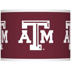 Texas A&M University Lamp Shade 13.5x13.5x10 (Spider)