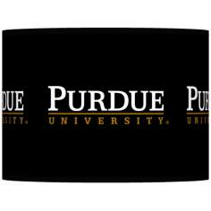 Purdue University Lamp Shade 13.5x13.5x10 (Spider)