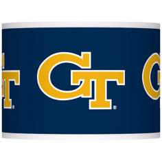 Georgia Tech Lamp Shade 13.5x13.5x10 (Spider)