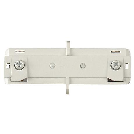Lightolier White Finish Mini Coupler