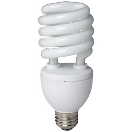 20 Watt Compact Fluorescent Twist ENERGY STAR Light Bulb