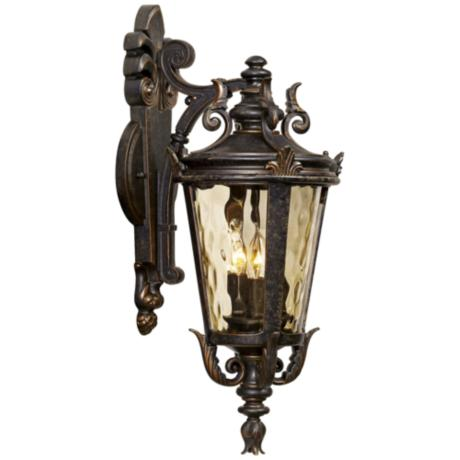 "Casa Marseille™ 21 3/4"" High Outdoor Wall Light"
