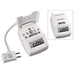 Sylvania Motion Sensor Alarm Table Top Digital Timer