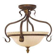 "Sonoma Valley Collection 17"" Wide Ceiling Light"