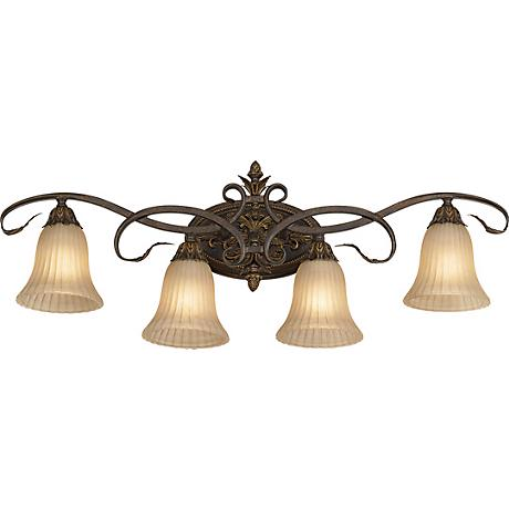 "Sonoma Valley Collection 35"" Wide Bath Vanity Light"