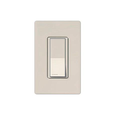 Lutron Diva Taupe SC Single Pole Switch