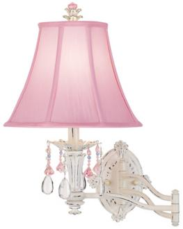 Pretty in Pink Lamp Picture
