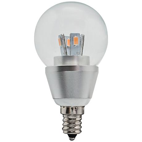 LED 4 Watts  Candelabra Dimmable Fan Bulb
