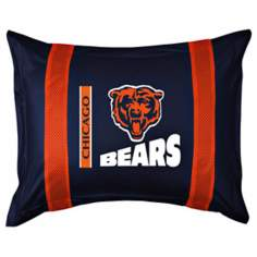 NFL Chicago Bears Sidelines Pillow Sham
