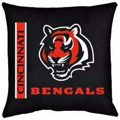 NFL Cincinnati Bengals Locker Room Pillow