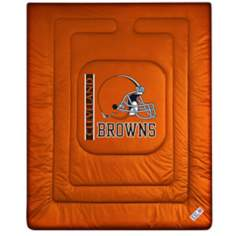 NFL Cleveland Browns Locker Room Comforter