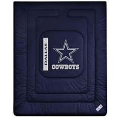 NFL Dallas Cowboys Locker Room Comforter