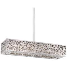 "George Kovacs 27 3/4"" Wide LED Island Chandelier"
