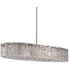 "George Kovacs 31 1/2"" Wide LED Island Chandelier"