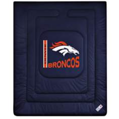 NFL Denver Broncos Locker Room Comforter