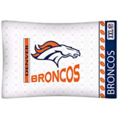 NFL Denver Broncos Sidelines Pillow Case